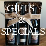 Specials, Gifts, and Wine Packs