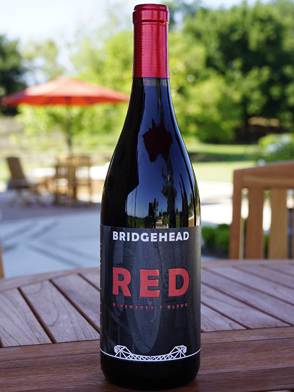 BRIDGEHEAD RED